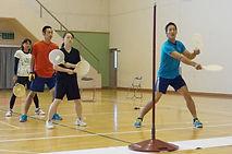 NPO法人日本スピードボール協会 ミックスリレー