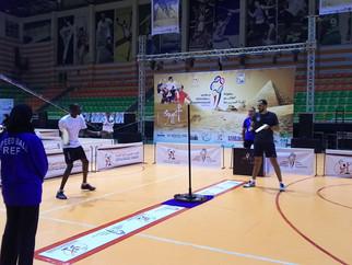 第29回スピードボール世界選手権エジプト大会 男子シングルス 結果