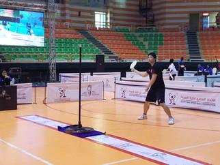 第29回スピードボール世界選手権エジプト大会 男子スーパーソロ 結果