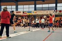 NPO法人日本スピードボール協会 シングルス