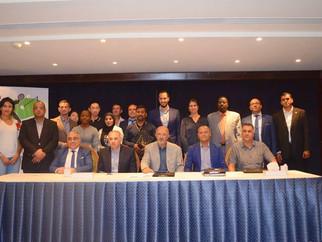 国際スピードボール連盟総会にて、2018年開催国が決定しました。