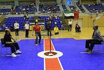 NPO法人日本スピードボール協会 シッティング・スピードボール