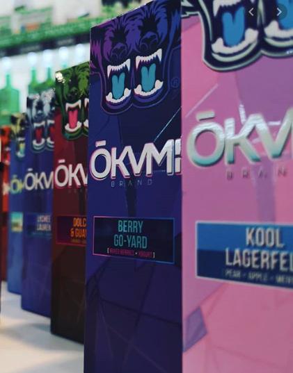 OKVM | 100ml | 0mg