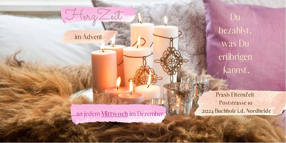 HerzZeit im Advent - in Buchholz 🎄