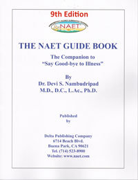 NAET Guide Book (English)