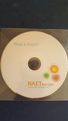 DVD: What is NAET?