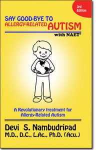 Say Good-Bye to Allergy-Related Autism with NAET