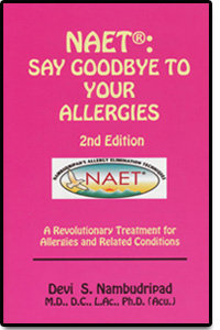 BOOK: Say Good-Bye to Your Allergies