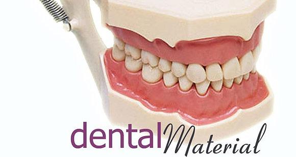Mini Treatment Kit 15: Dental Materials