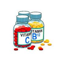 Kit 4: Vitamin C Mix, B Complex Mix