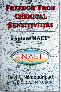 Freedom from Chemical Sensitivities