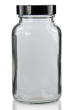 Glass Jar for Samples (100 mL)