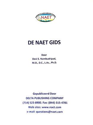 NAET Guide Book (Dutch)