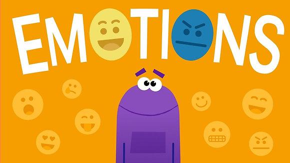 Mini Treatment Kit 38: Additional Emotions