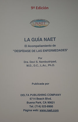 NAET Guide Book (Spanish)