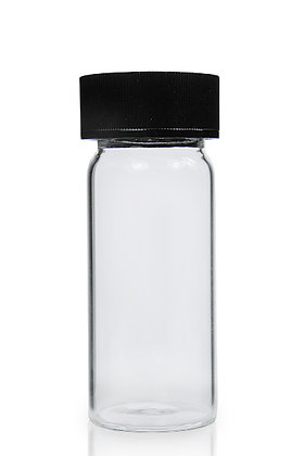 Glass Jar with Screw Top Lid (14 mL)