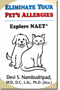 Eliminate Your Pet's Allergies