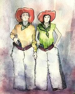 """""""Western Swag"""""""