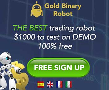 Binary option robot scam review