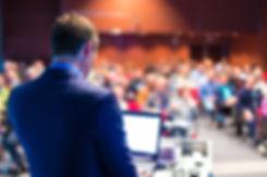 Captivate Productions - Live Sound Company Columbus Ohio keynote speaker wireless microphones video screens presentation