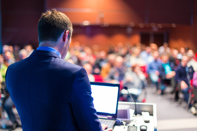 Is Public Speaking Getting The Better Of You?
