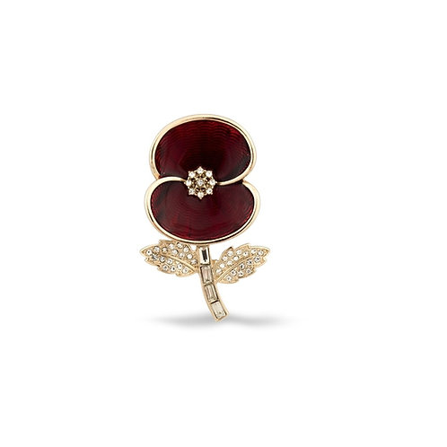The Poppy Collection ® Women of The First World War Brooch
