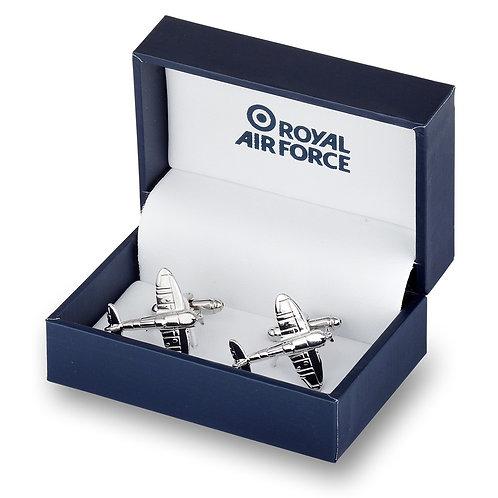 RAF Cufflinks Spitfire