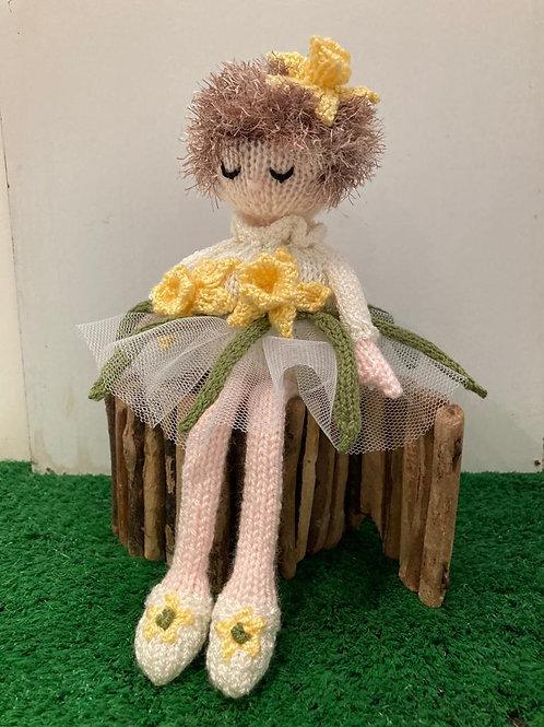 Daffodil spring Flower Fairy