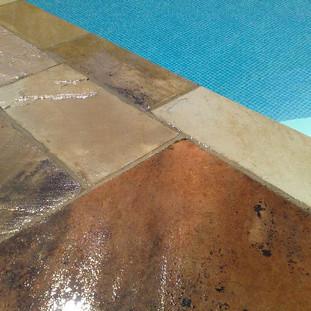 Swimming Pool Paving