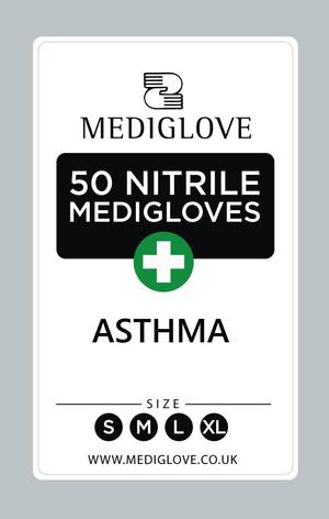 Mediglove Front Asthma
