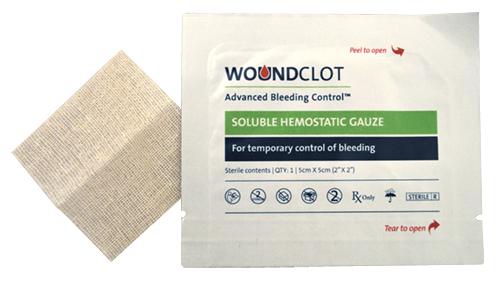 Woundclot £4.95