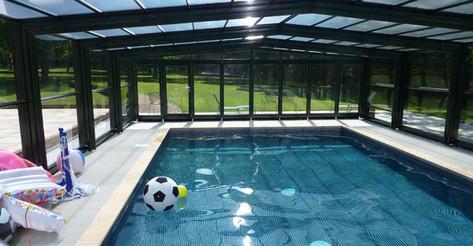 Seven Oaks pool cover