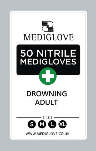 Mediglove Drowning Child