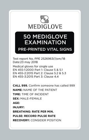 Mediglove Back