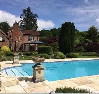 Sussex Pool refurbishment