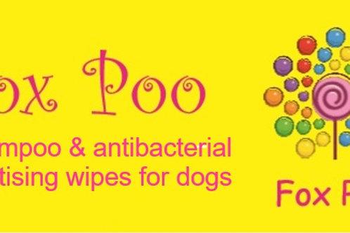 Fox Poo Shampoo & Wipes