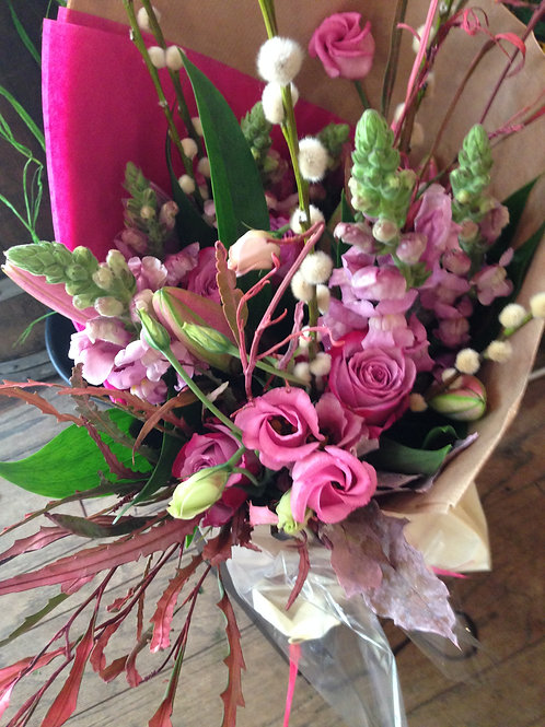 Scented bouquet - large