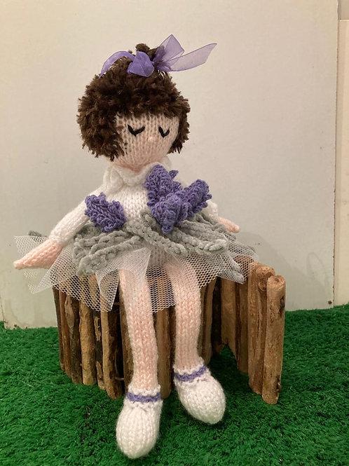 Lavender spring Flower Fairy