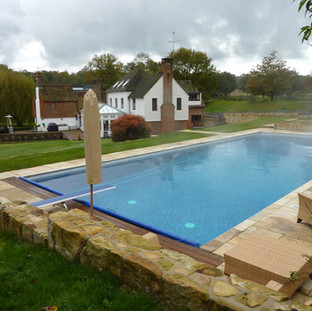 Swimming Pool Electric Cover