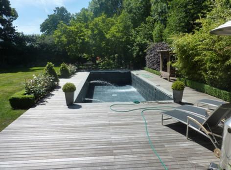 7 Oaks Pool Slate