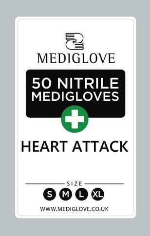 Mediglove Heart attack