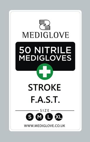 Mediglove Front Stroke