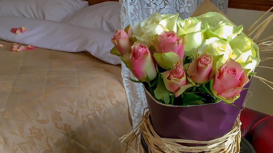 Wedding Room Flowers