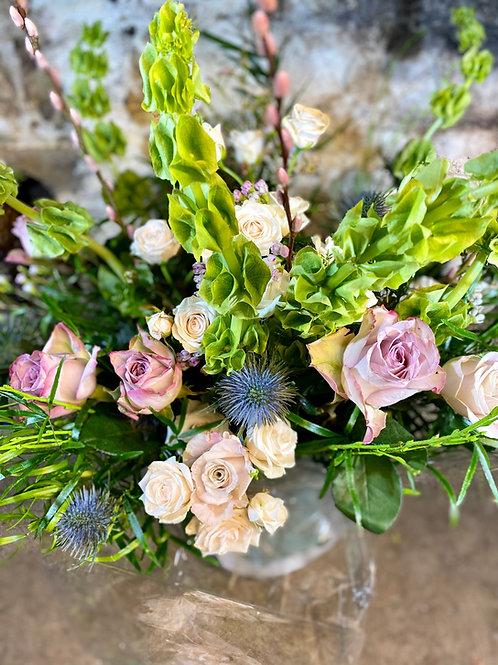 Vibrant Spring bouquet