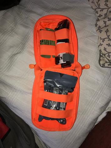 Orange Bag Only