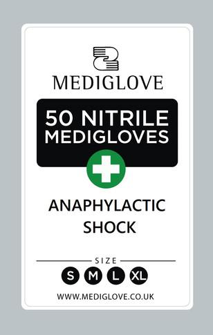 Mediglove Front Anaphalactic Shock