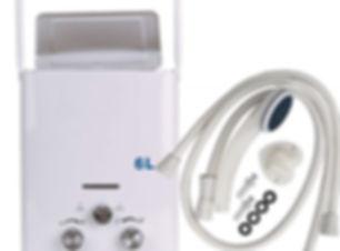 Iglobalbuy 6L LPG Propane Gas Instant Ta