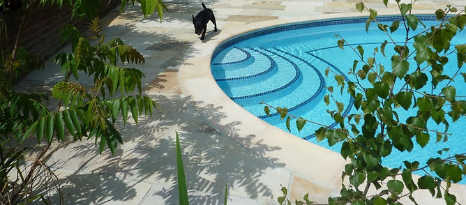 Waxman Swimming Pool Tiles