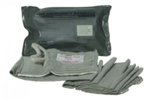 The Emergency Bandage Trauma Wound Dressing (4in)