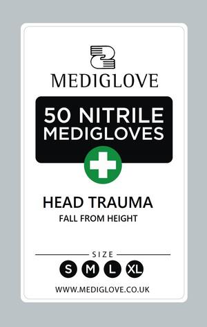 Mediglove Head Trauma
